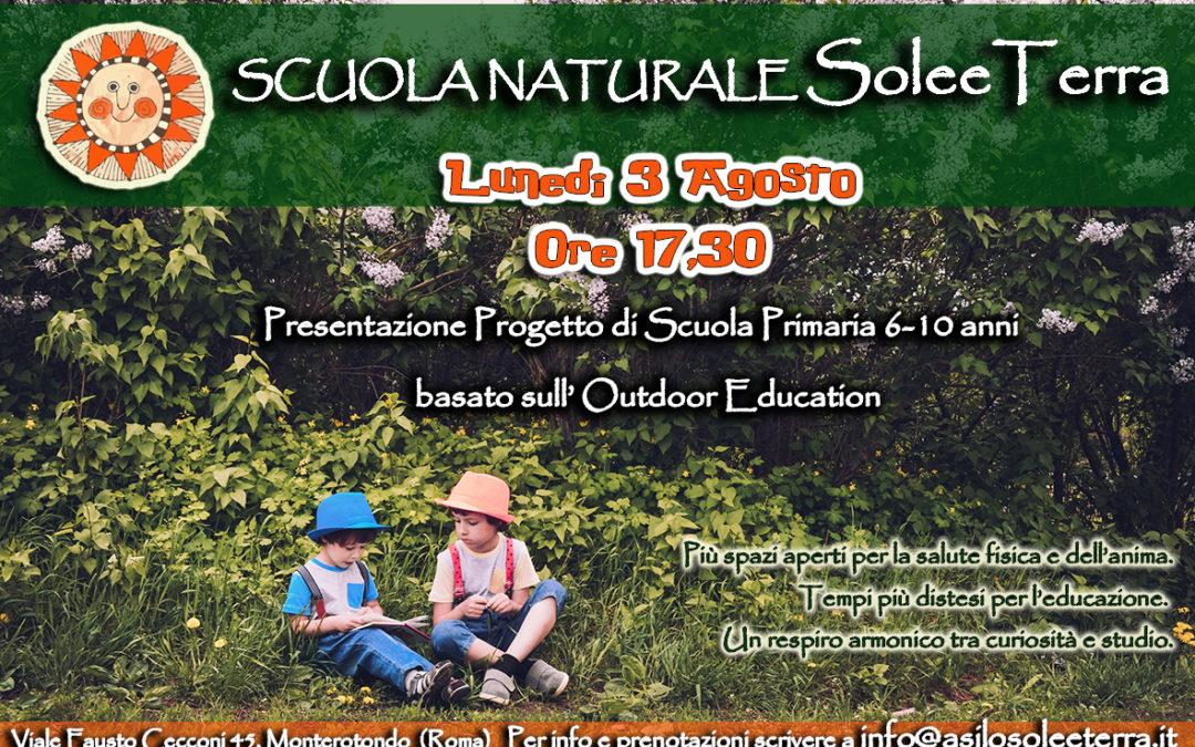 Replichiamo Scuola Naturale SoleeTerra