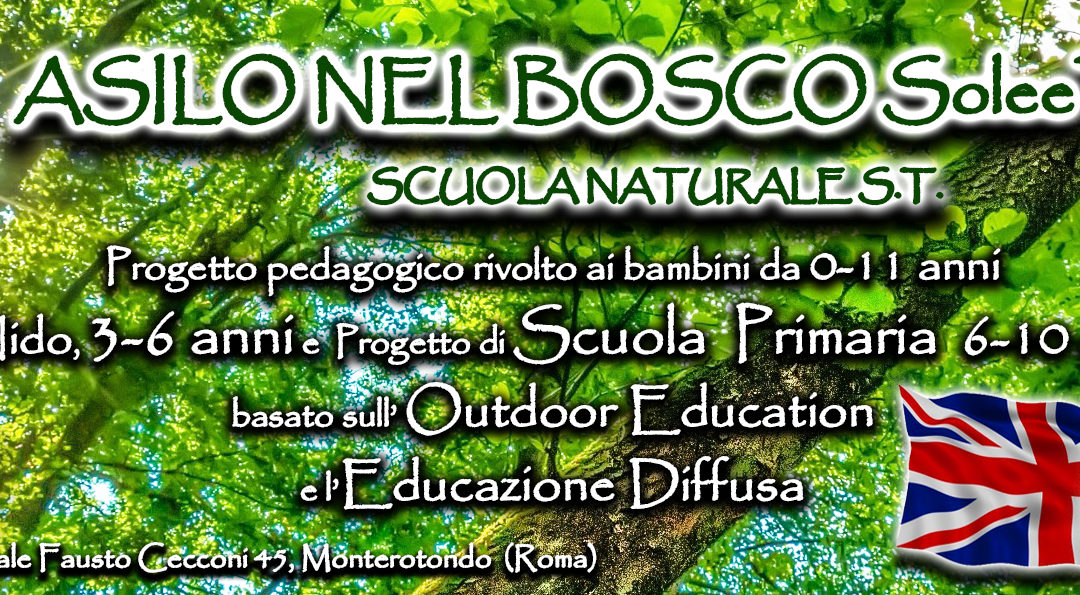 Asilo nel Bosco SoleeTerra e Scuola Naturale